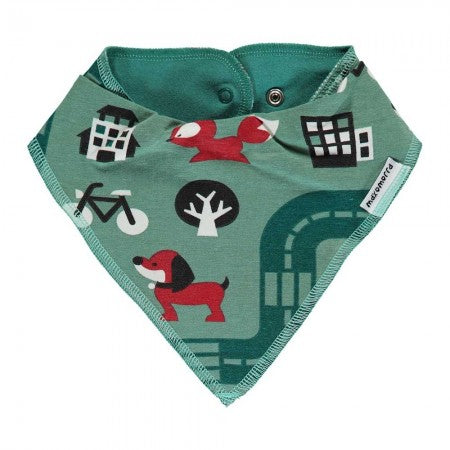 Maxomorra Big City Dribble Bib