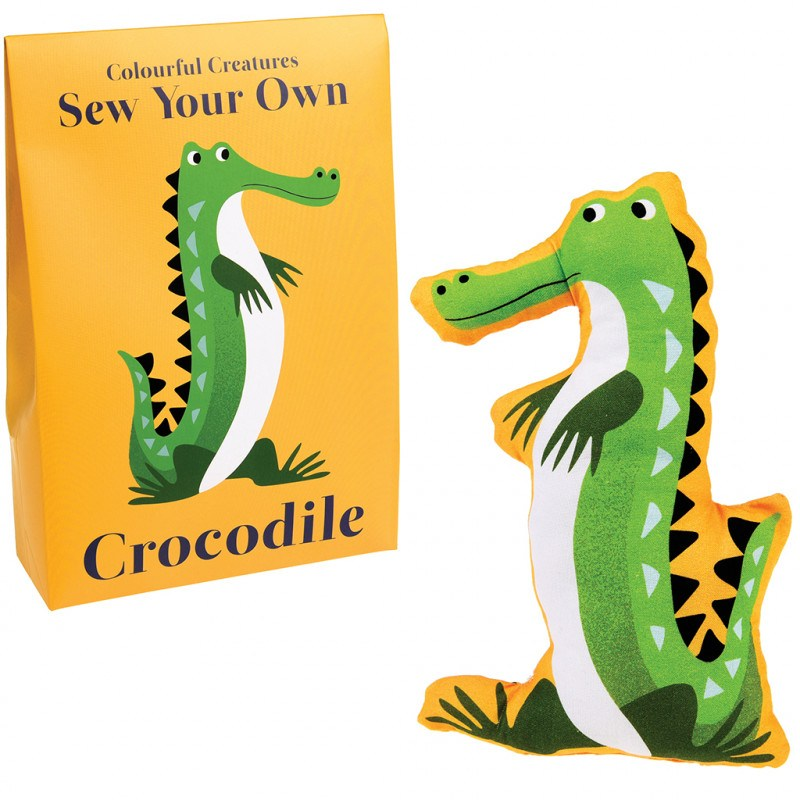 Rex London Sew Your Own Harry The Crocodile