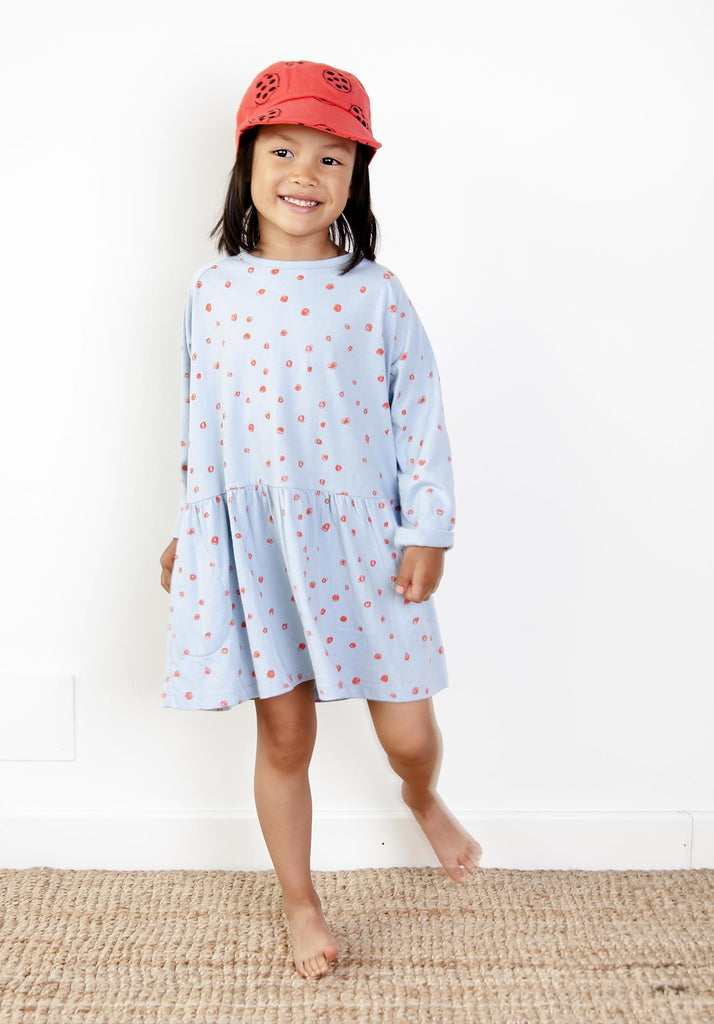 Nadadelazos Mini Dots Dress