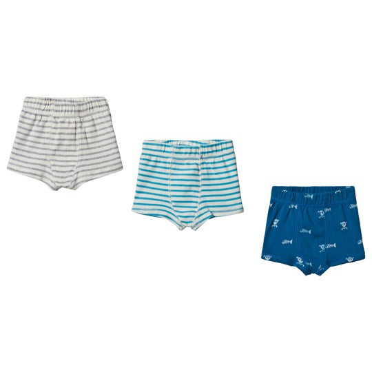 Frugi Treen Trunks Three Pack