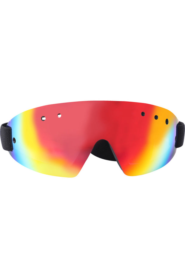 Race goggles (red revo)