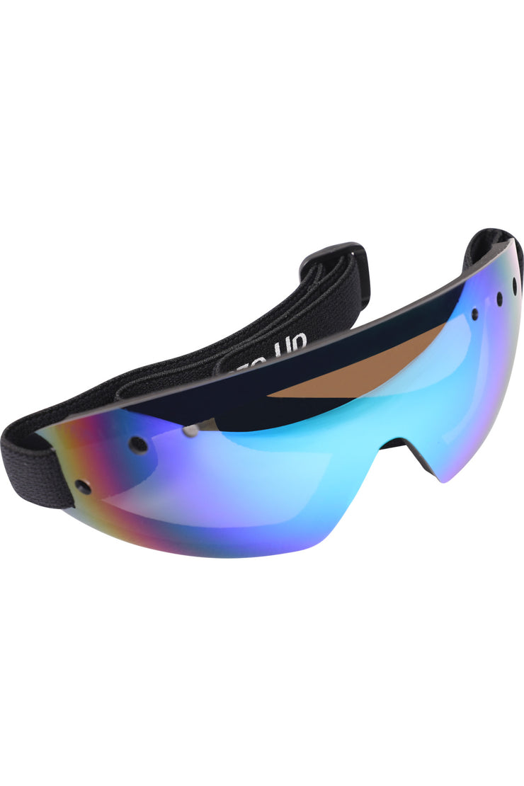 Race goggles (blue revo)