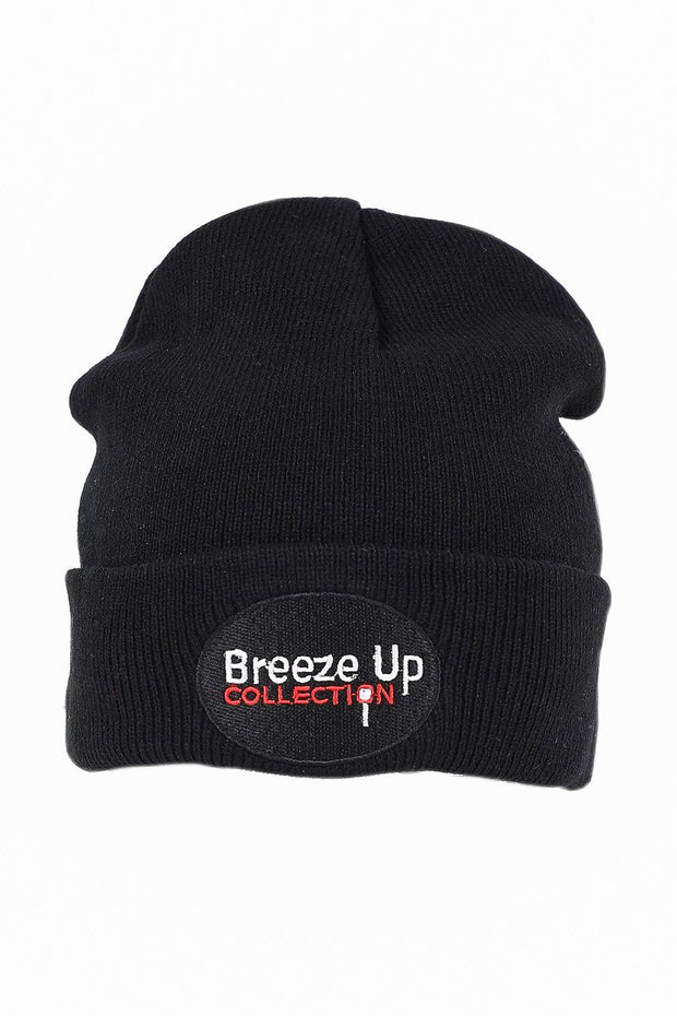 Beanie hat with Breeze Up logo