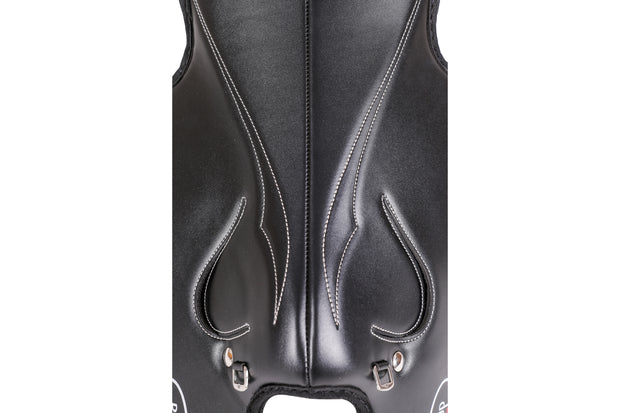 Saddle: Race Exercise - synthetic (black)