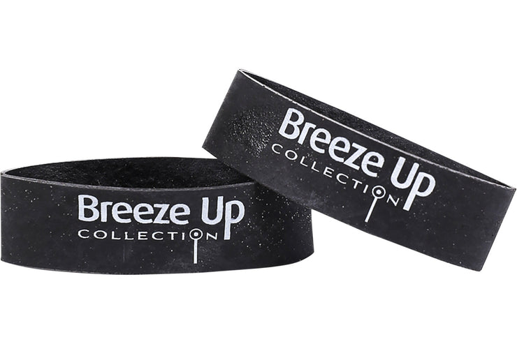Wristband with Breeze Up logo