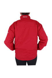 Waterproof winter riding jacket - unisex (red)