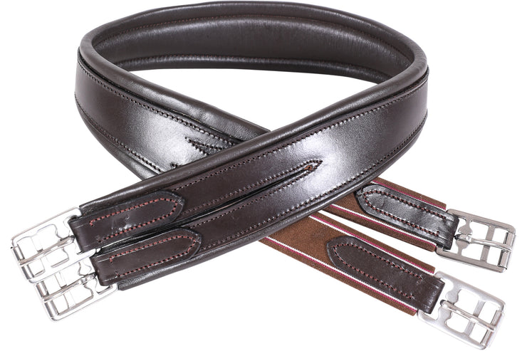 Girth: chafless - premium leather
