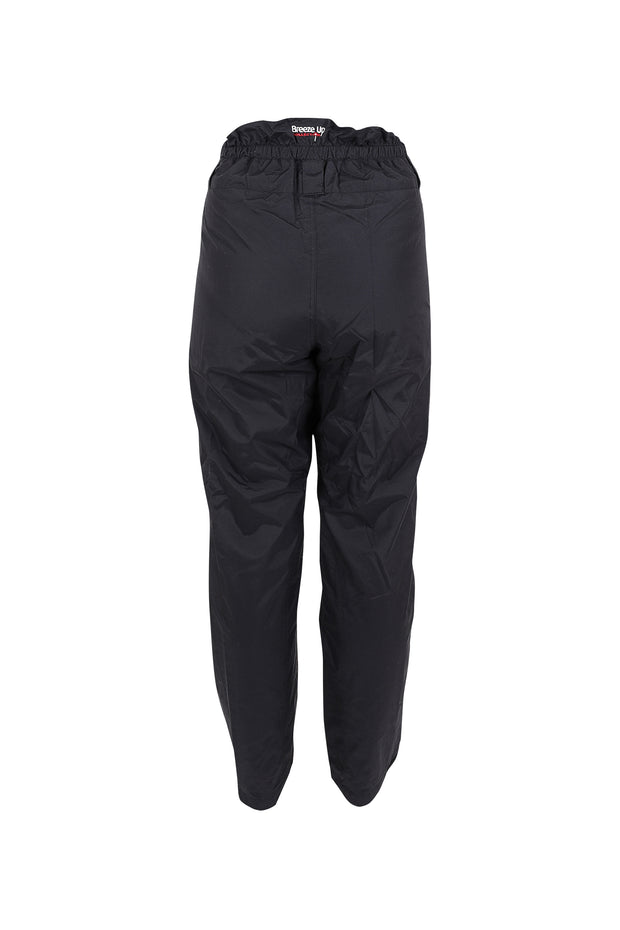 Waterproof trousers - unisex (black)