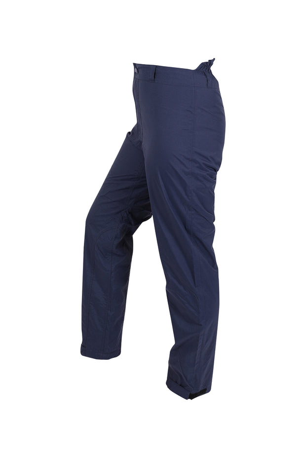 Waterproof trousers - unisex (navy)