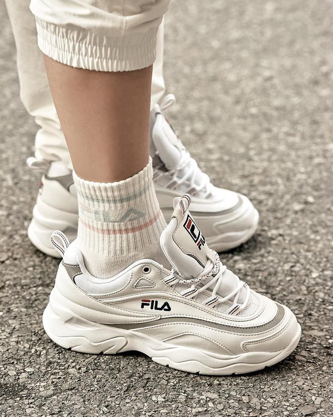 Dad Shoes Fila Disruptor