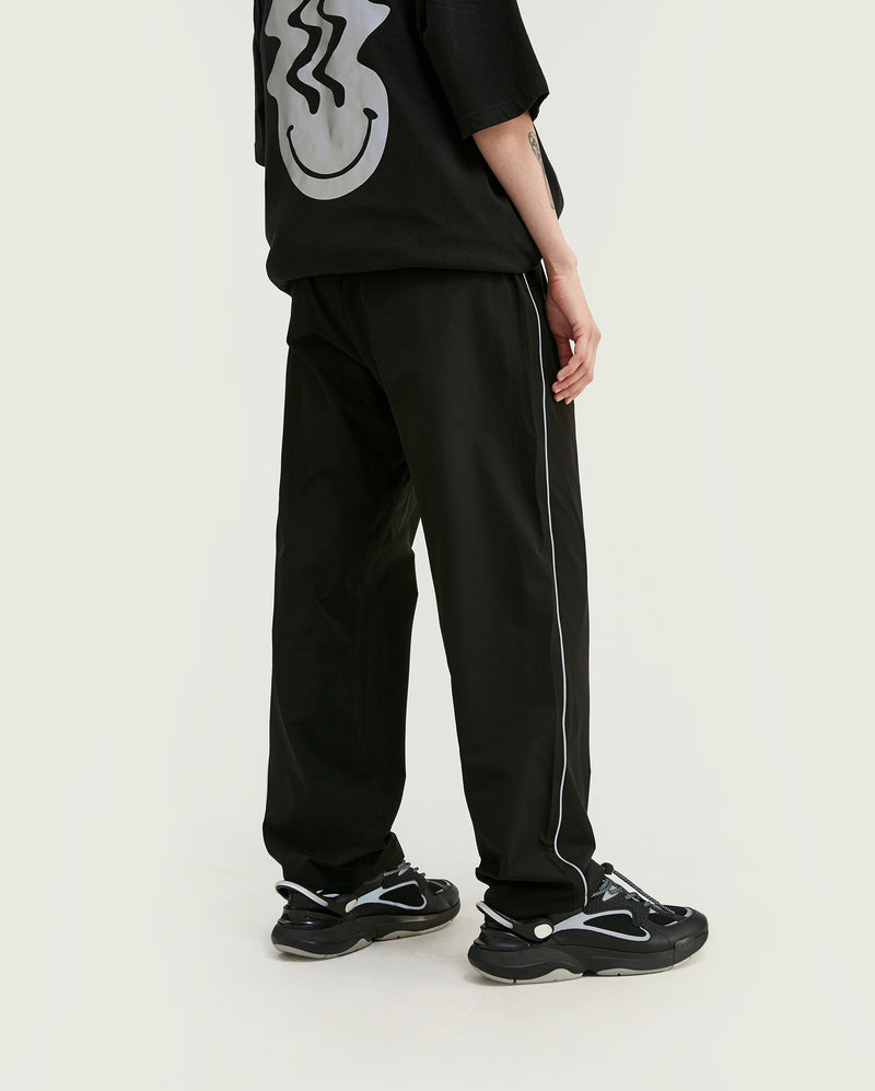 jogging streetwear coupe droite