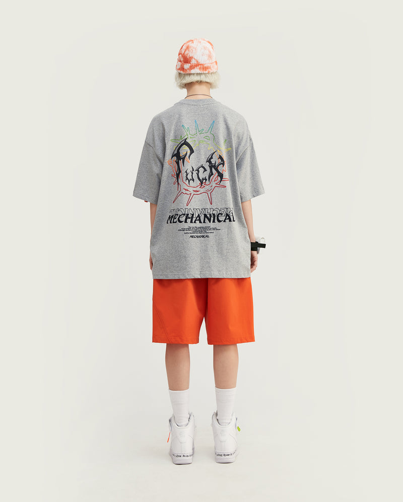 t-shirt rock homme