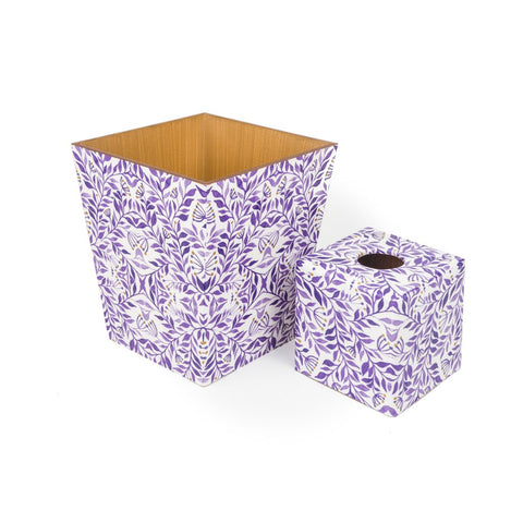 Tissue Box Cover & Bin Sets