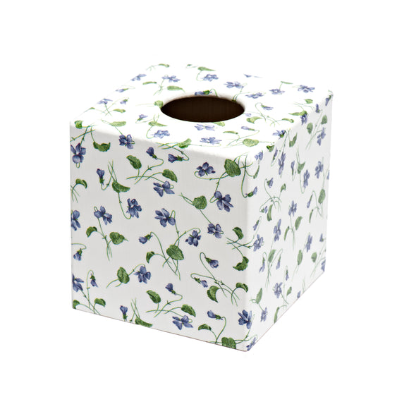 Viola Tissue box cover