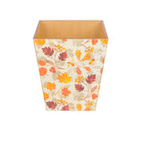 Autumn Leaf Waste Paper Bin