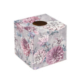 Dahlia Tissue Box Cover - Handmade | Crackpots