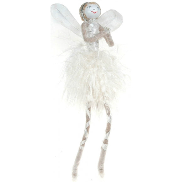 Show Dancer Fairy - Handmade Decoration | Crackpots