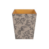 Silent Plants wooden Tissue Box Cover