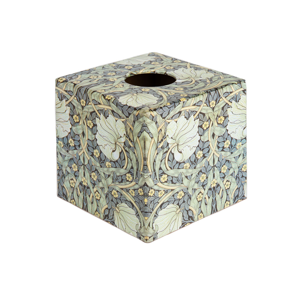 Pimpernel wooden Tissue Box Cover