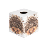 Hedgehog tissue box cover