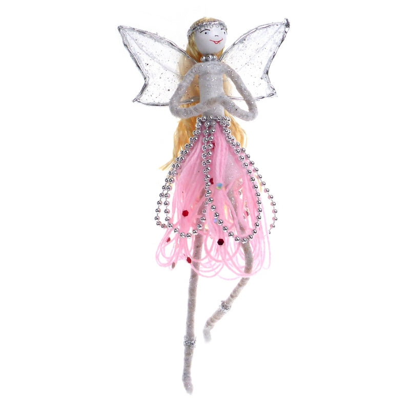 Whispering Fairy Decoration - Handmade