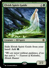 Load image into Gallery viewer, Elvish Spirit Guide