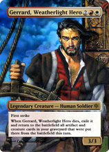Load image into Gallery viewer, Gerrard, Weatherlight Hero