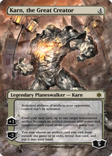 Load image into Gallery viewer, Japanese Art War of the Sparks Planeswalkers