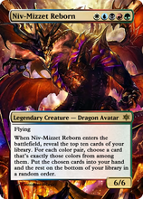Load image into Gallery viewer, Niv-Mizzet Reborn