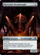 Load image into Gallery viewer, Phyrexian Dreadnought