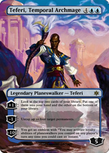 Load image into Gallery viewer, Teferi, Temporal Archmage