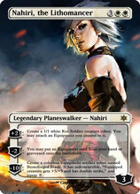 Load image into Gallery viewer, Nahiri the Lithomancer