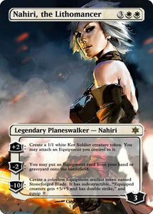 Nahiri the Lithomancer