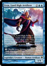 Load image into Gallery viewer, Urza, Lord High Artificer