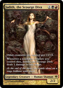 Judith the Scourge Diva