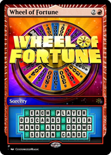 Load image into Gallery viewer, Wheel Of Fortune