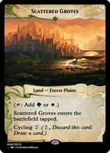 Load image into Gallery viewer, Cycling Dual Lands - Ixalan Frame