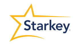Able hearing brand logo starkey 400x225