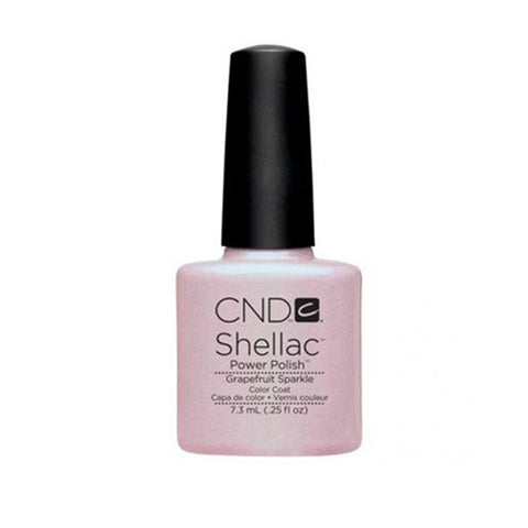 CND Shellac Grapefruit Sparkle 7.3ml