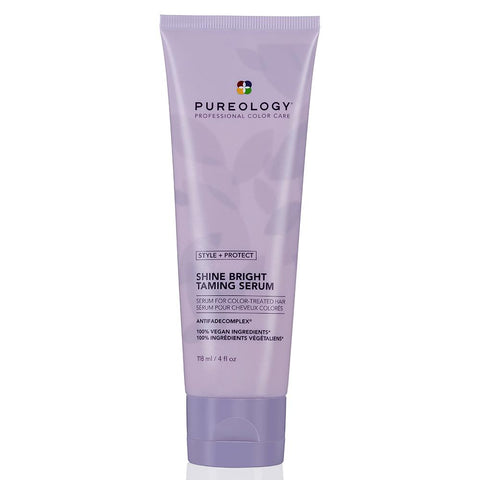 Pureology Style + Protect Shine Bright Taming Serum (118ml)