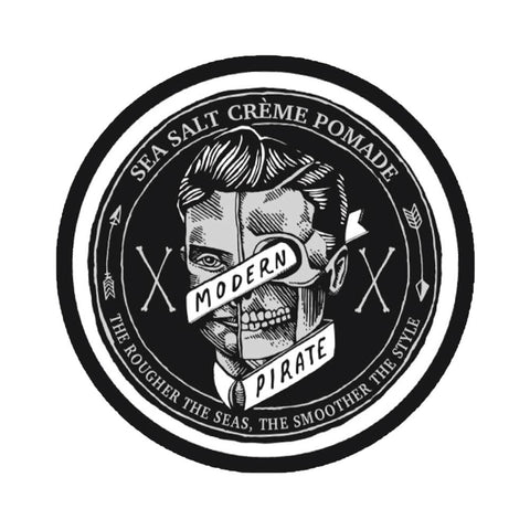 Modern Pirate Sea Salt Creme Pomade (95ml)