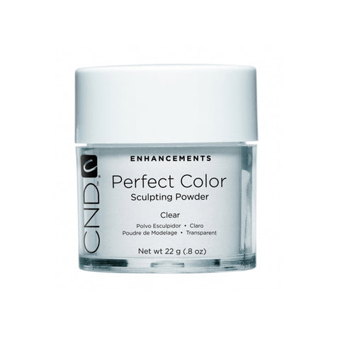 CND Perfect Color Sculpting Powder Clear (22g)