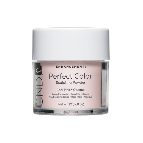 CND Perfect Color Sculpting Powder (Cool Pink, Opaque, 22g)