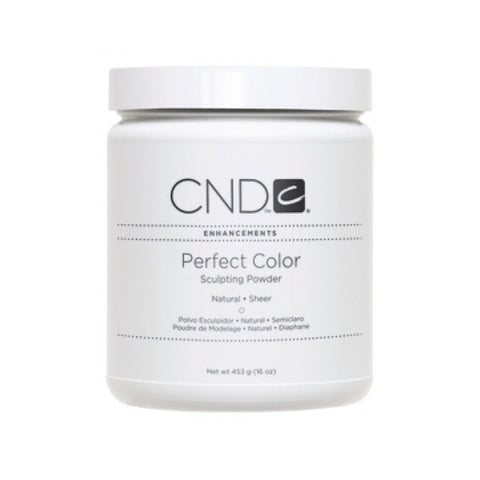 CND Perfect Color Sculpting Powder Natural - Sheer (453g)