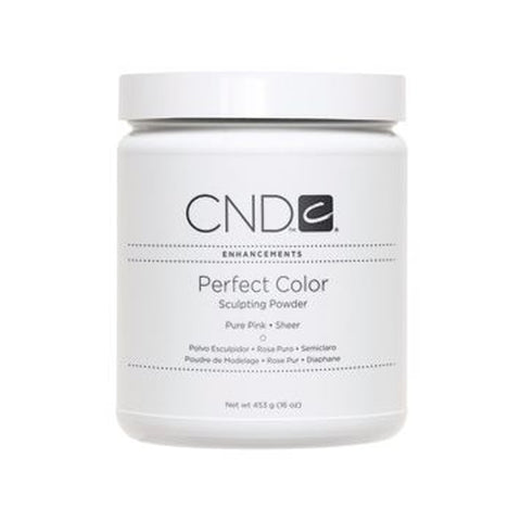 CND Perfect Color Sculpting Powder Pure Pink - Sheer (453g)