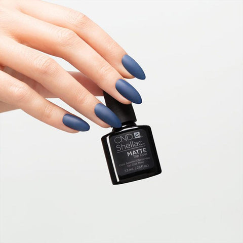 CND Shellac Base Coat & Matte Top Coat Pack (7.3ml)