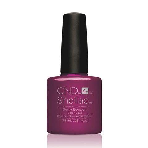 CND Shellac Berry Boudoir 7.3ml