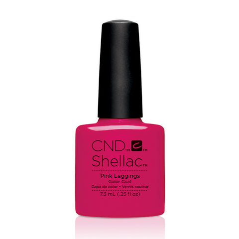 CND Shellac Pink Leggings 7.3ml