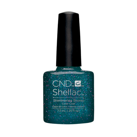 CND Shellac Shimmering Shores 7.3ml
