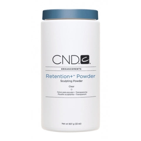 CND Sculpting Powder Retention+ Clear (907g)